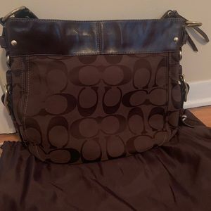 *Like Brand New* Coach Shoulder Bag